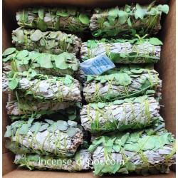 """White Sage /Eucalyptus 4"""" (40 pk)"""