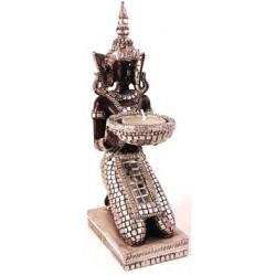 CB45 Thai Buddha Candle Holder