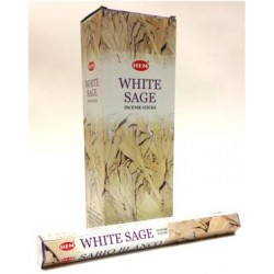 HEM White Sage 20 sticks