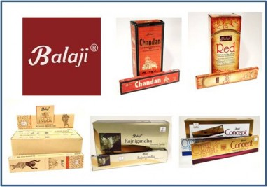 Balaji Incense